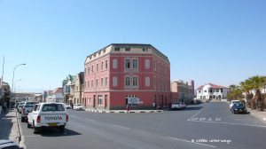 In Lüderitz