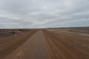 Unterwegs im Skeleton Coast Park